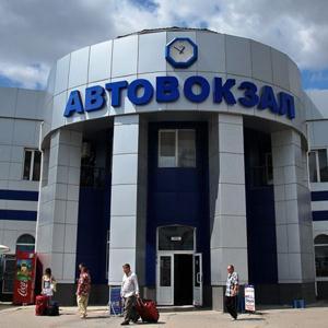 Автовокзалы Бакалов