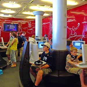 Интернет-кафе Бакалов