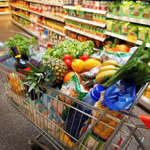 Магазины продуктов Бакалов