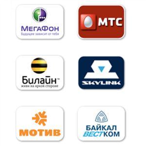 Операторы сотовой связи Бакалов