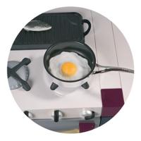 Мотель Солнечный - иконка «кухня» в Бакалах